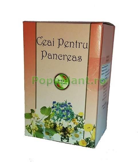 ceaiuri pentru pancreas de la fares