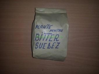 Bitter suedez cistita